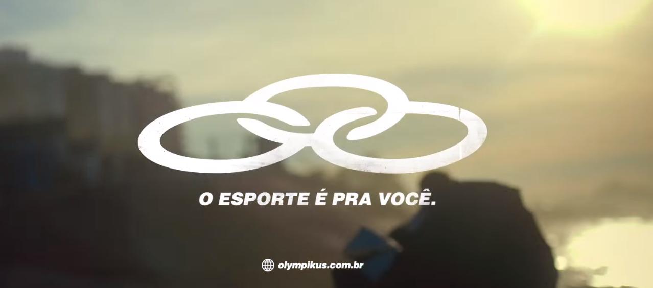 0ca0306a0bf A equipe de Porto Alegre da agência J. Walter Thompson Brasil (JWT)  realizou o trabalho de reposicionamento da Olympikus e lançou o conceito da  marca ...