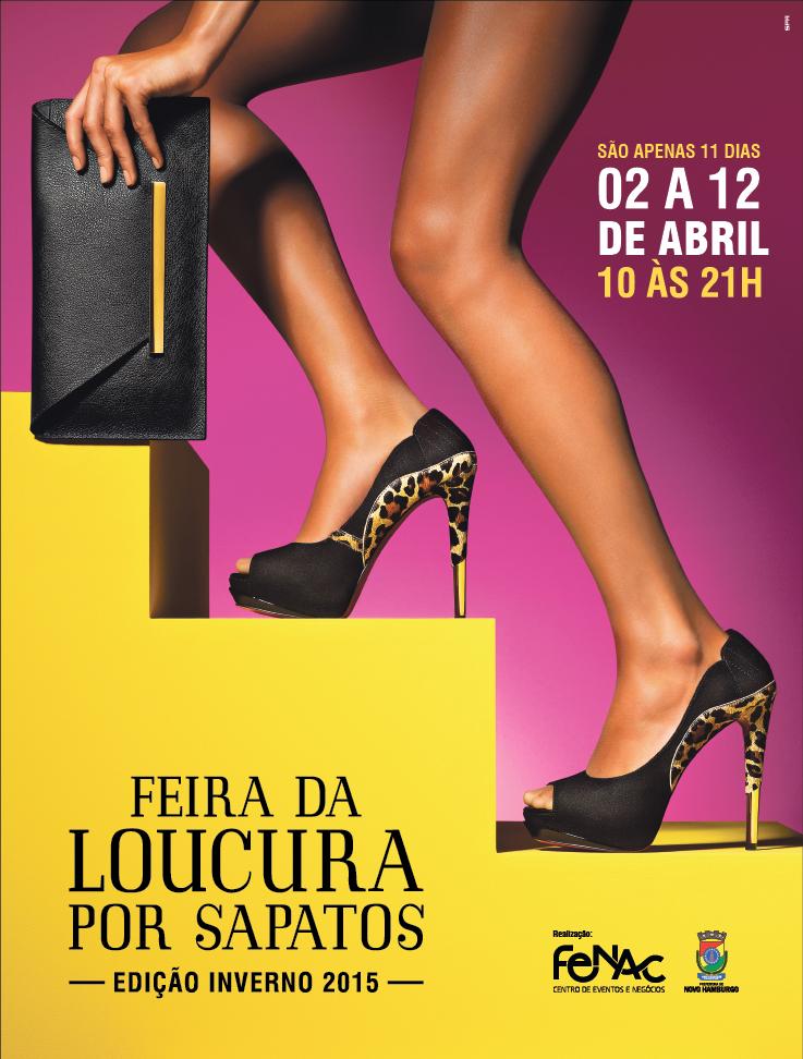 68f44769a SPR cria campanha para Feira da Loucura por Sapatos - Coletiva.net ...