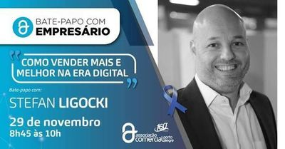 Especialista em Marketing ministra palestra sobre vendas na era digital